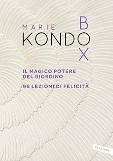 Kondo Box: Il Magico Potere Del Riordino - 96 Lezioni Di Felicita PDF