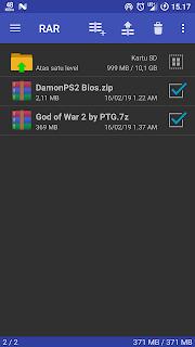 Cara Bermain PS 2 di Android 2020 God Of War 2