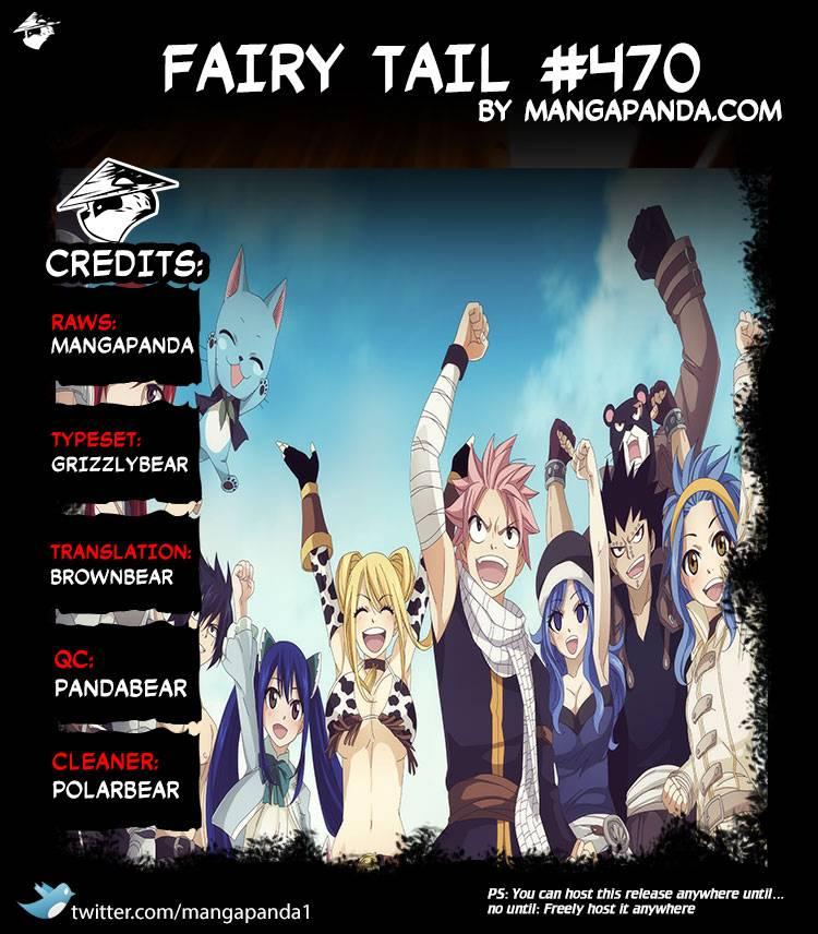 Fairy Tail Ch.470: Hybrid Theory
