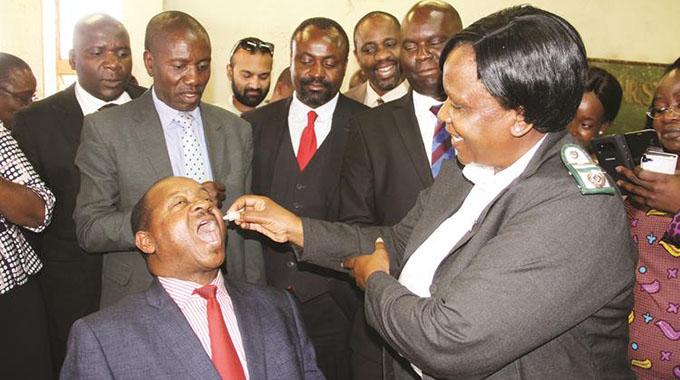 Cholera Vaccination Programme Begins