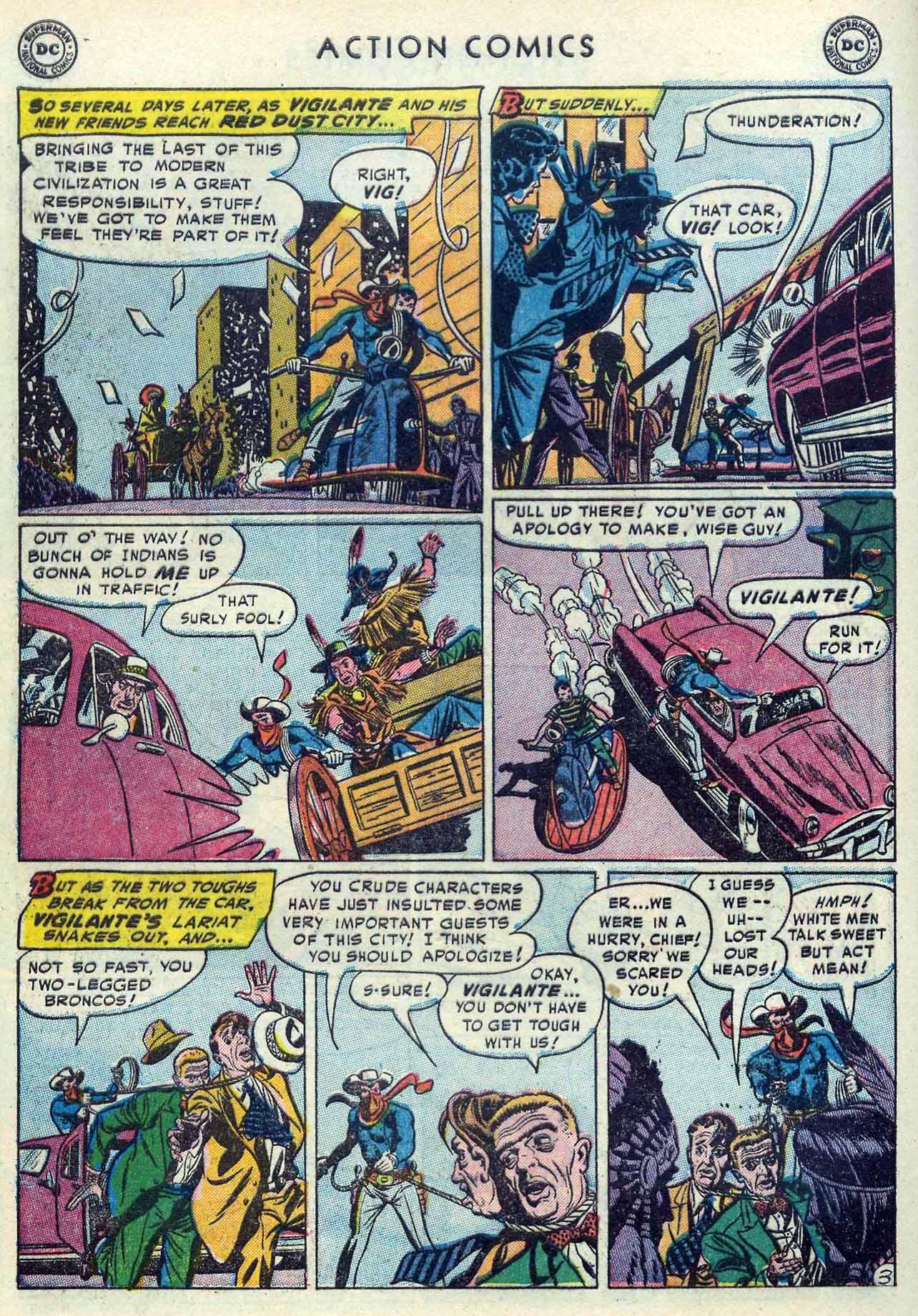 Action Comics (1938) 190 Page 35