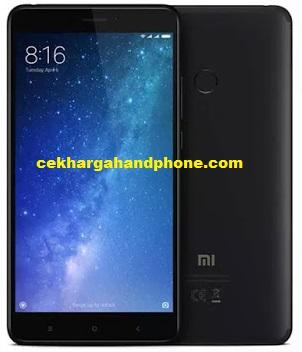 HP Terbaru Xiaomi Mi Max 2