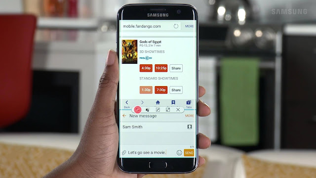 5 Less Popular Samsung Galaxy S7 Edge Features You Need to Know