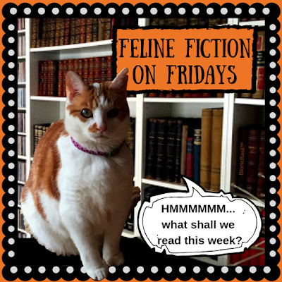 Feline Fiction on Friday's with Amber @BionicBasil™