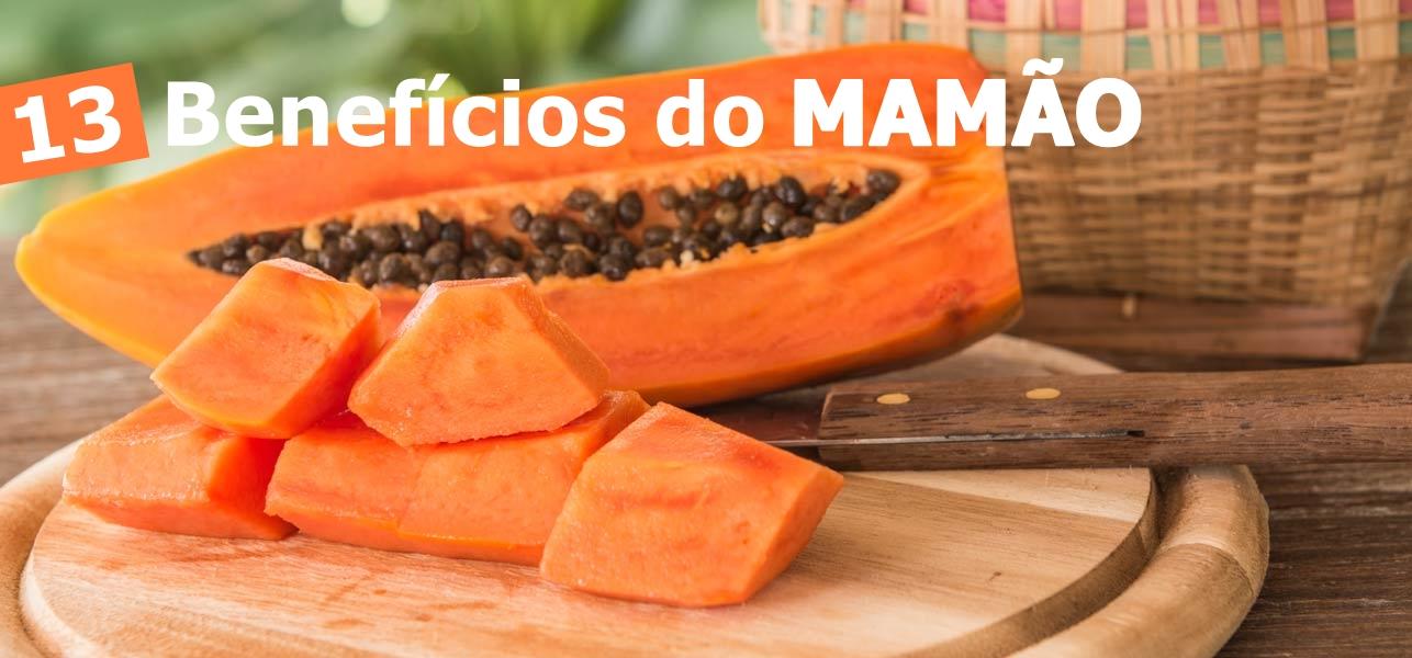Mamão: 13 benefícios para a saúde