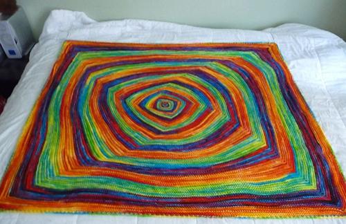 Layla Raynebow blanket