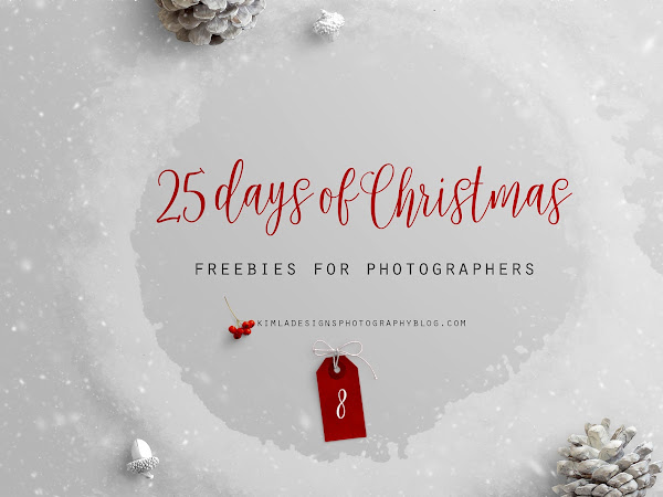 25 Days of Christmas Freebies - Day 8th