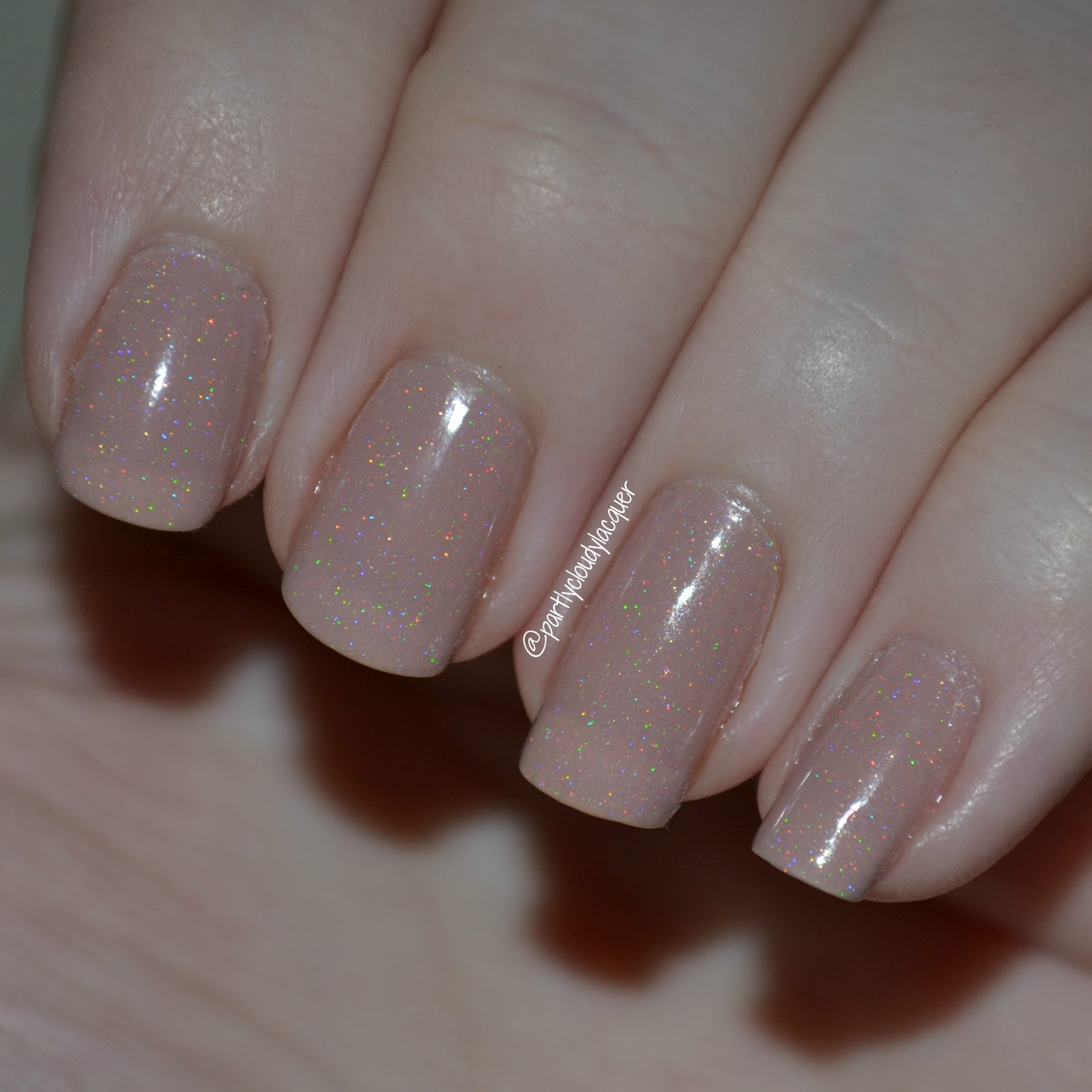 Julep Carrie Ann | Partly Cloudy With a Chance of Lacquer