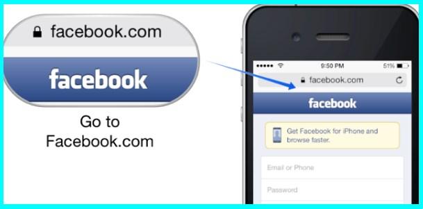 facebook full site on safari
