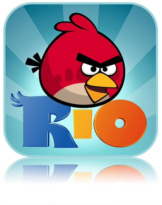 Angry Birds Rio free download for play store