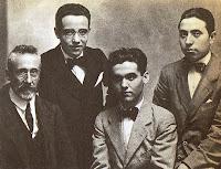 Lorca en 1917
