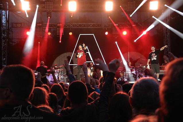 Relacja z koncertu zespołu Afromental  - Świdnica 19.06.2015