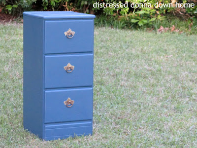 painted dresser, furniture makeover