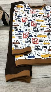 Piżamka dla najmłodszego