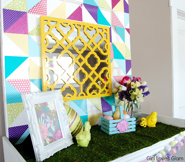 #easter #decor #diy #tutorial #howto
