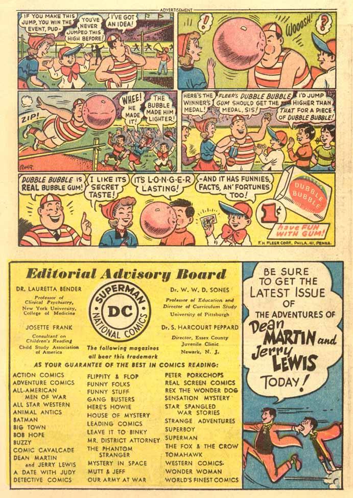 Read online Detective Comics (1937) comic -  Issue #191 - 15