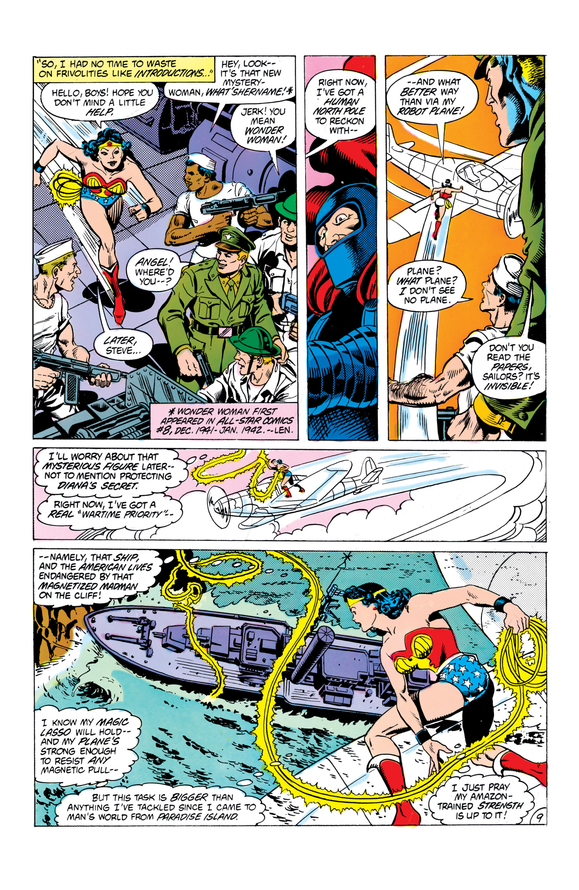 Read online All-Star Squadron comic -  Issue #16 - 10