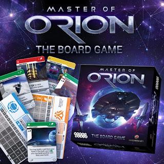 master of orion juego de mesa