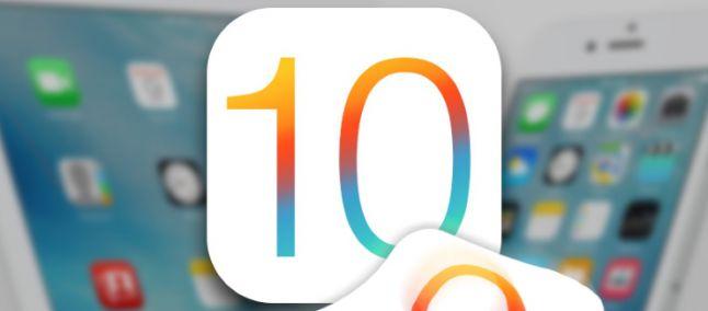 Apple iOS 10: le novità da HTNovo