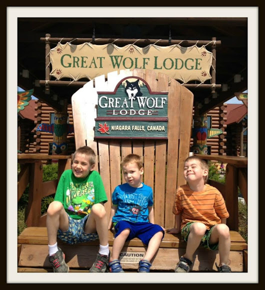 Great Wolf Lodge is made for kids