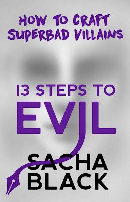 https://www.amazon.com/13-Steps-Evil-Superbad-Villains-ebook/dp/B0722X7Y4P/