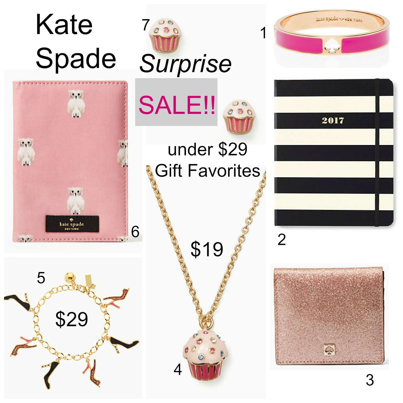 Tracy's Notebook of Style: Kate Spade Surprise SALE under ...