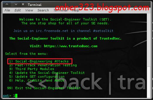 Social-Engineeting Attacks