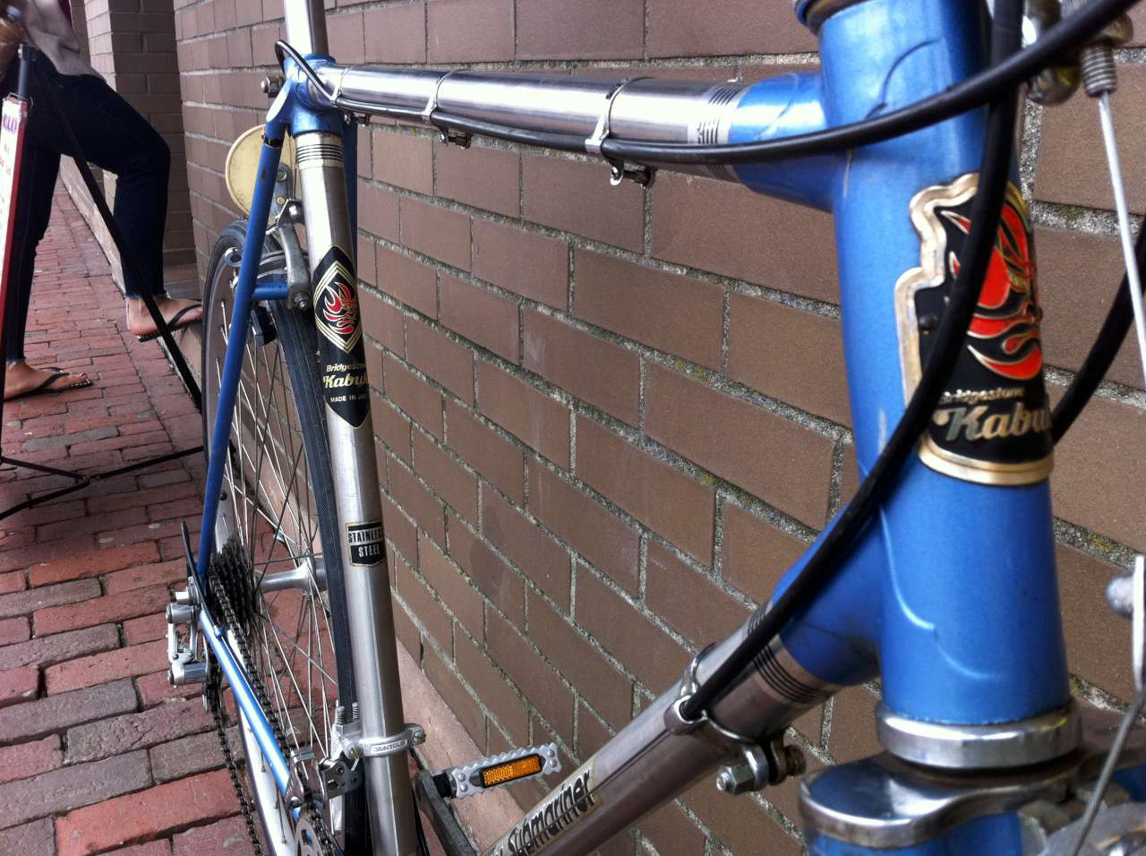 Bridgestone Near Me >> Bike Boom refurbished bikes: Bridgestone Kabuki Submariner ...