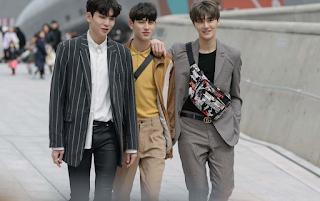 Korean Idol Fashion Item Inspiration