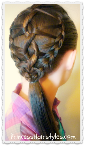 Video tutorial, how to create a DNA Braid