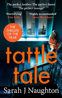 Book Launch - Tattletale, by Sarah J. Naughton