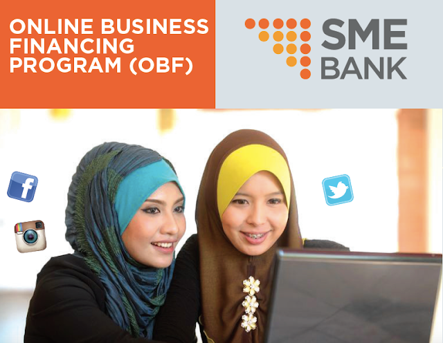 Online Business Financing (OBF) by SME Bank