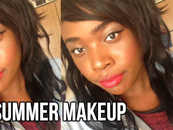 Everyday Summer Makeup Routine | Adashofvanilla