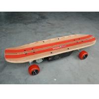 Le skateboard électrique R-150 pour les enfants.