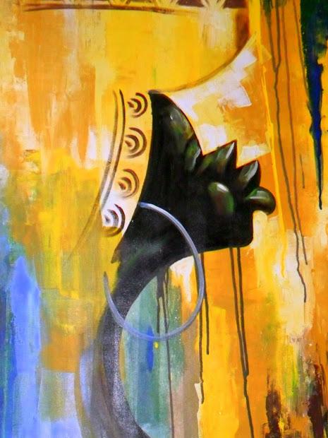 African Art Paintings
