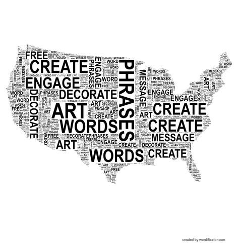 My Busy Tizzy Brain How To Create Free Word Art Online
