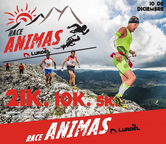 21k 10k 5k Race Ánimas de Lurbel (Pan de azúcar, Maldonado, 10/dic/2016)