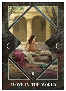 Dark Mirror Oracle - Oráculo El Espejo Oscuro Scarabeo 3