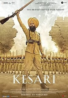 Kesari (2019) Hindi Full Movie HDRip 1080p | 720p | 480p | 300Mb | 700Mb | ESUB