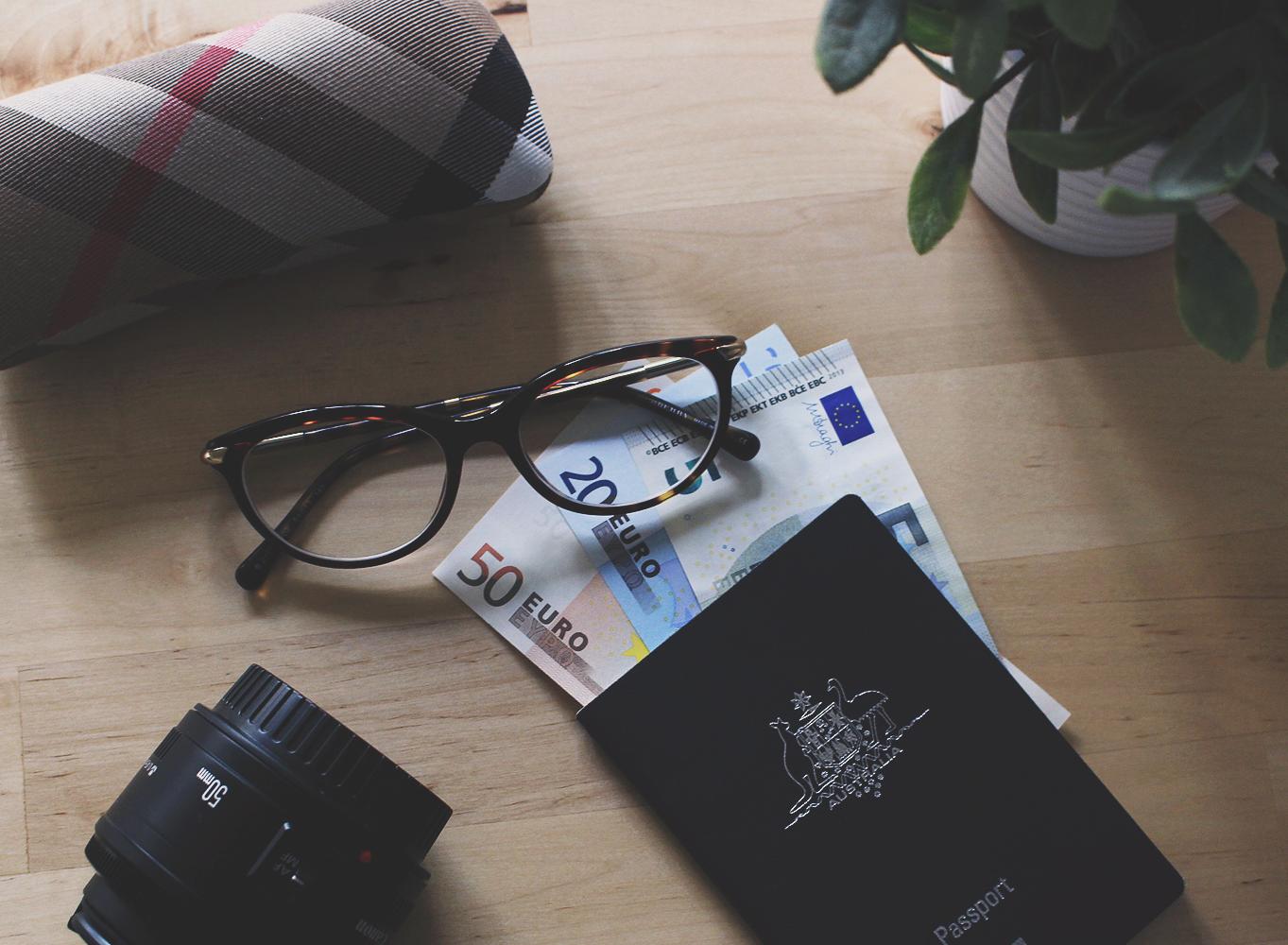 Travel Essentials, Bramble and Thorn, Travel Diaries, Travel Checklist