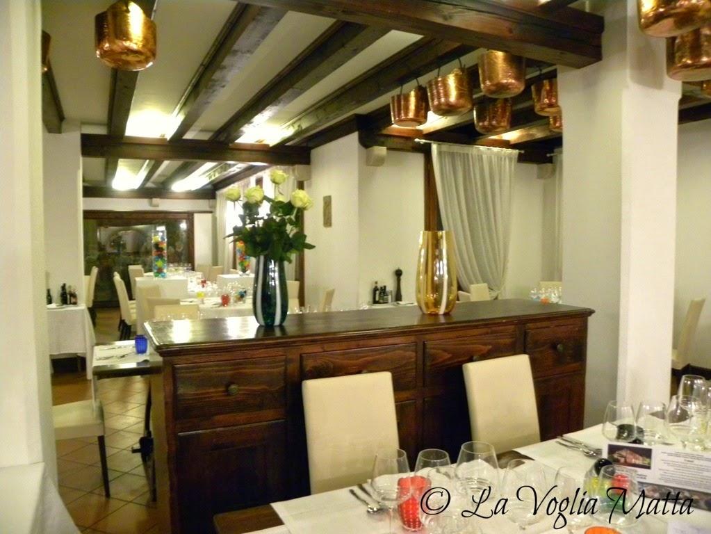 ristorante Tre panoce a Conegliano