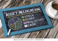 Describe the assets sources like stock, bonds, real estate