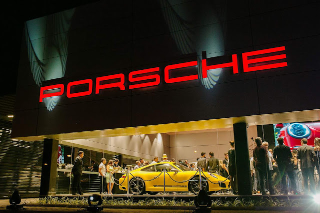 Porsche Center Belo Horizonte