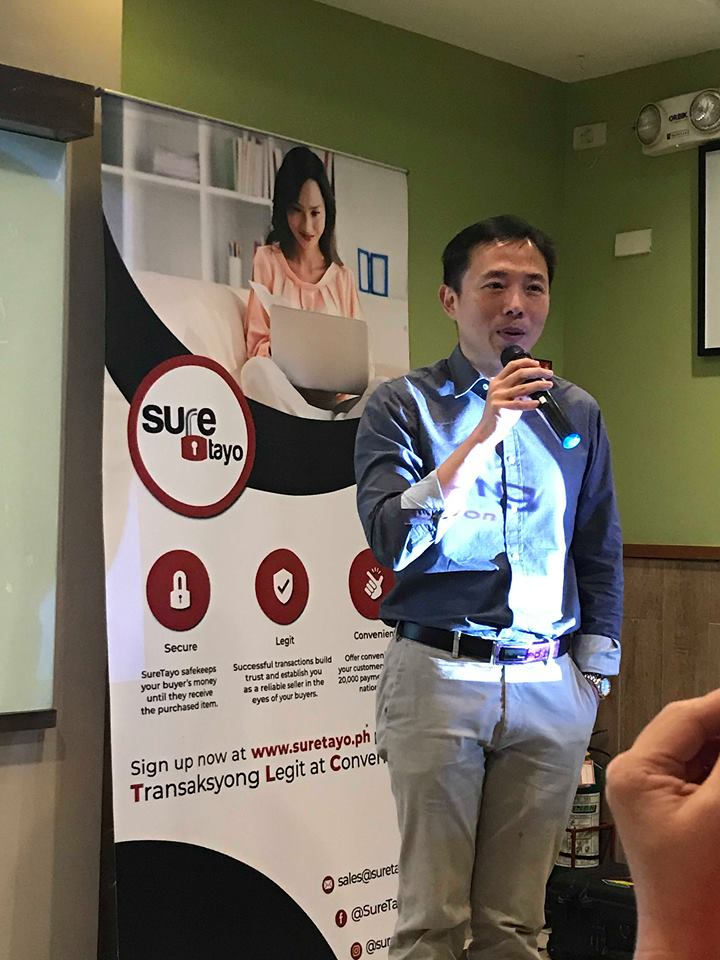 351643d5b7833 SureTayo by Dragon Pay offers a person-to-person payment service for safer  online transactions