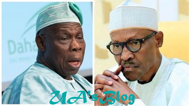 JUST IN: Obasanjo Attacks Buhari, Says President Can't Give What Nigerians Deserve