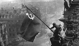 Σαββίδης Παναγιώτης: 9 Μαΐου 1945, η ημέρα που νικήθηκε ο ναζισμός-φασισμός από τον κόκκινο στρατό.