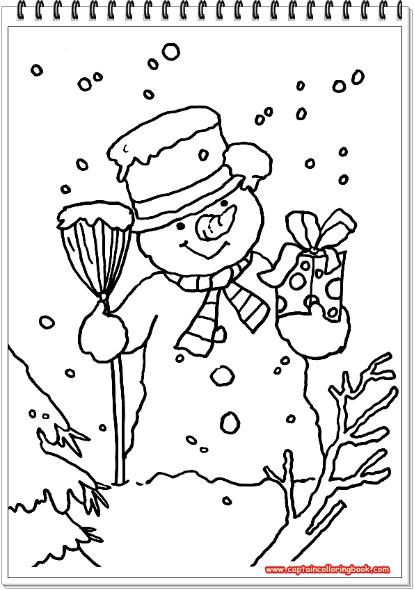 Christmas Coloring Pages Download Free Super Quality Page