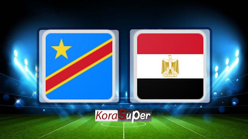 بث مباشر اليوم مشاهدة مصر والكونغو 26-06-2019 الأربعاء