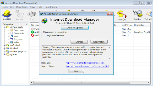 internet download manager how to crack