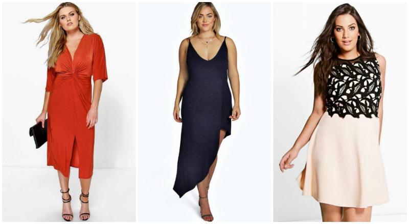 vestidos para invitadas Plus Size